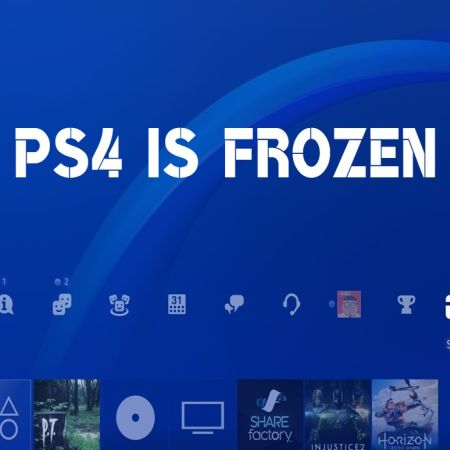 Revive Frozen PS4 Completely - The Ultimate Solution | PS4
